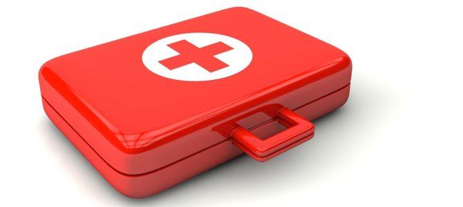 Cassetta primo soccorso aziendale: normativa, sanzioni e contenuto