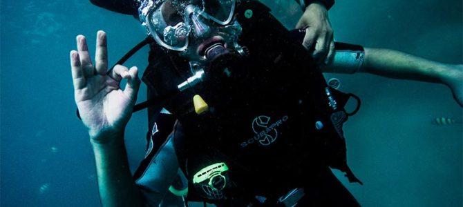 Chi è il compagno di immersioni ideale?