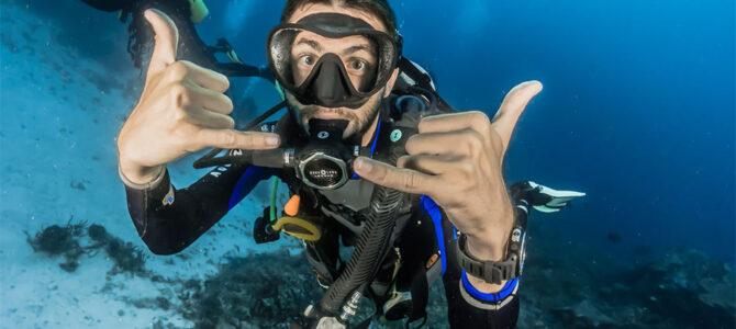 Il galateo del subacquo