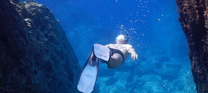 Differenza tra subacquea e apnea